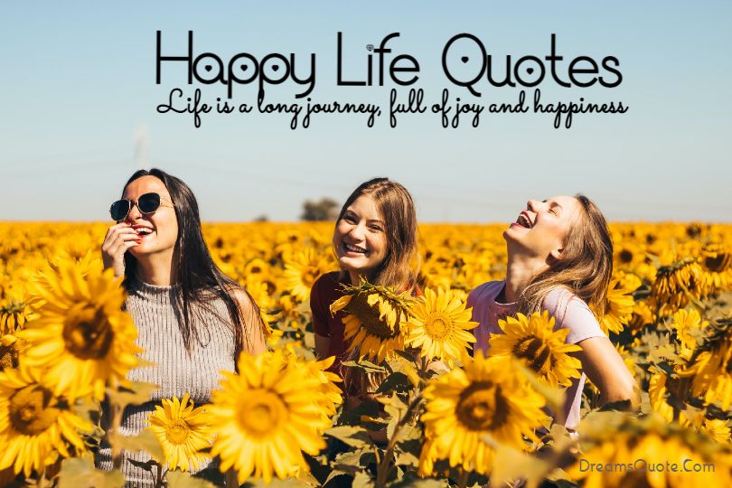 happy life quotes