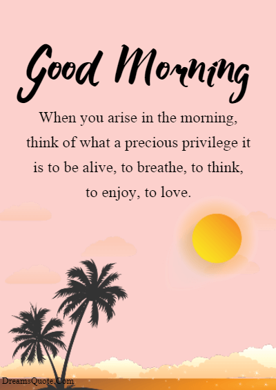 Highly Motivational Morning Quotes