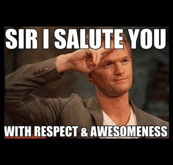 There are times when it is more important to leave for your personal values rather than for the sake of your ego. Workplace Respect Memes