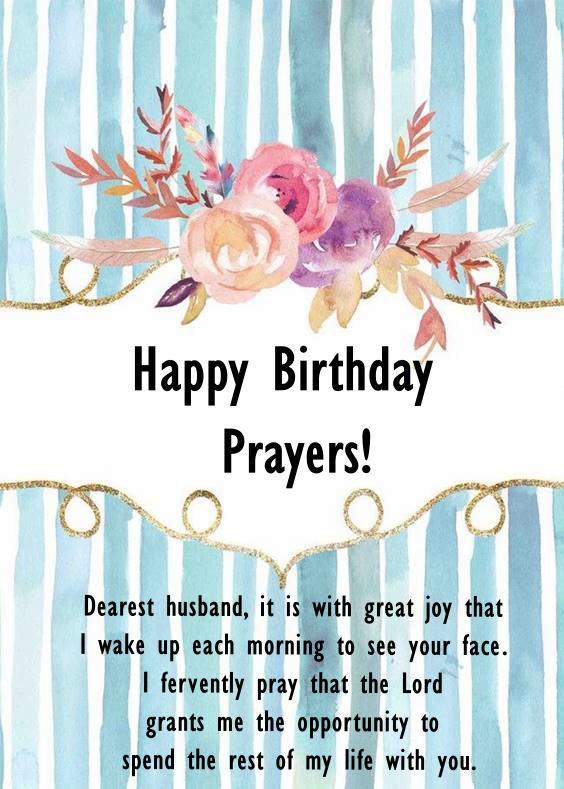 birthday prayer for kids