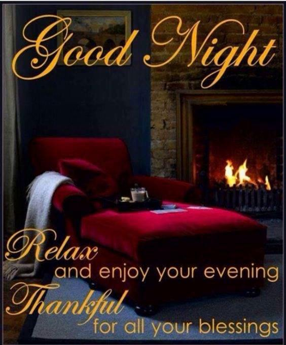 relaxing inspirational good night messages and quotes