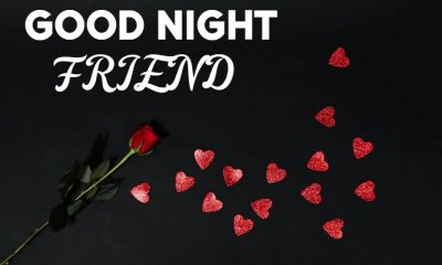 good night messages for friends with images for good night
