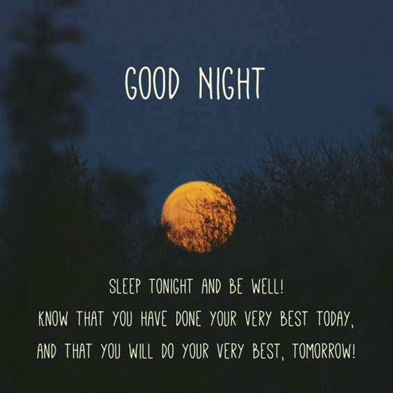 good night tuesday quotes