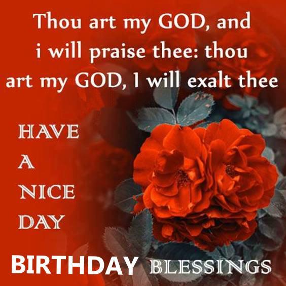 happy birthday god bless you