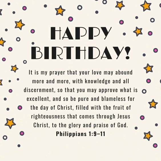 happy birthday images blessings