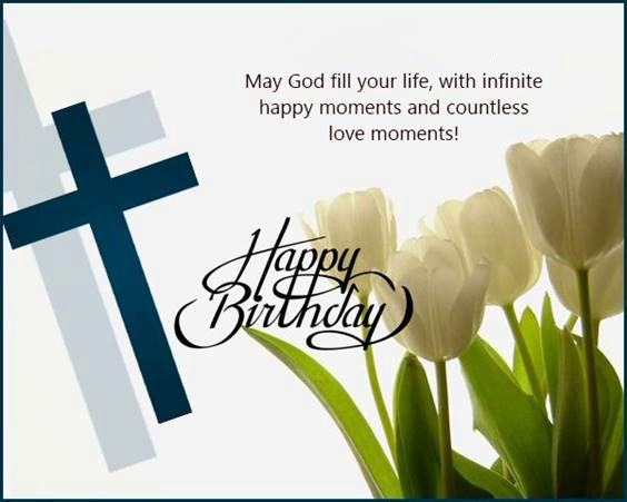 happy birthday may god bless you abundantly