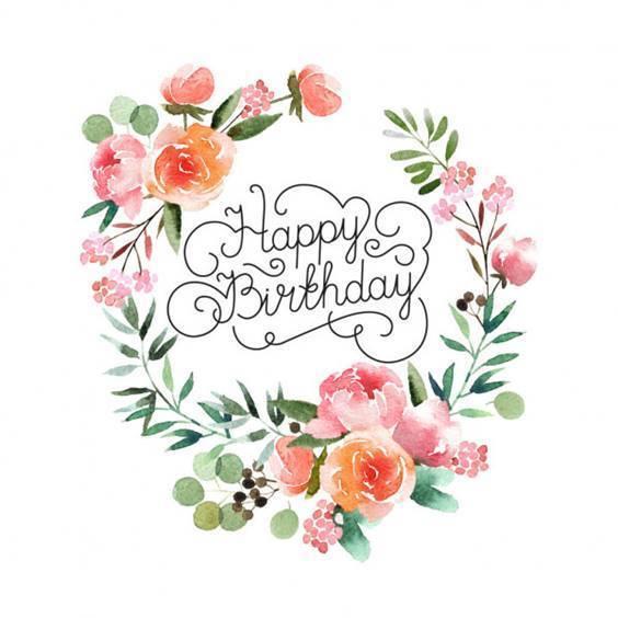 may birthday flowers