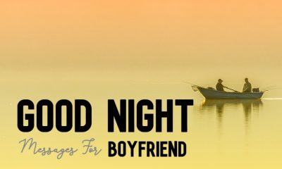 relaxing good night messages for boyfriend and quotes
