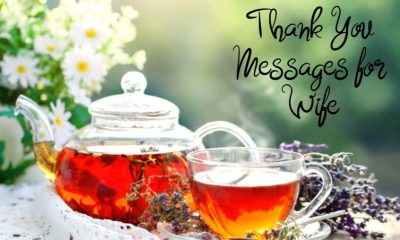 Best Thank You Messages for Wife And Pictures Be Thankful Appreciation Quotes