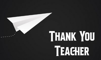 Thank You Teacher Messages And Quotes What To Write In A Teacher Thank You Note