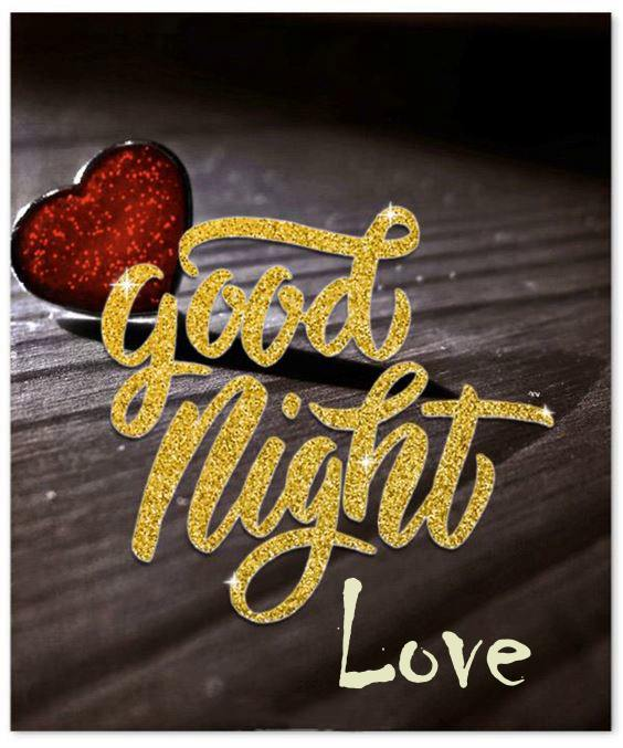 sleep well love