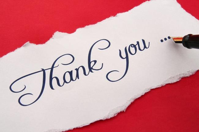 thank you card messages wording for gift card