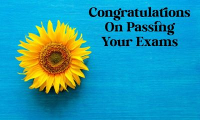 What to Write in a Congratulations Card on Passing Exam and Good Results With Images Notes Quotes