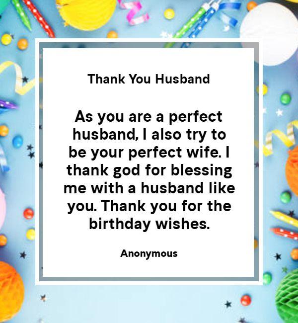 appreciation quotes for husband